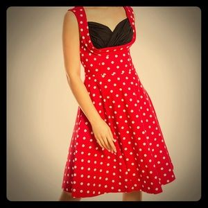 Dresses & Skirts - Beautiful 1950s Inspired Midi Swing Dress